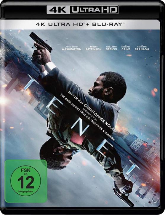 Tenet [4K UHD+Blu-ray]