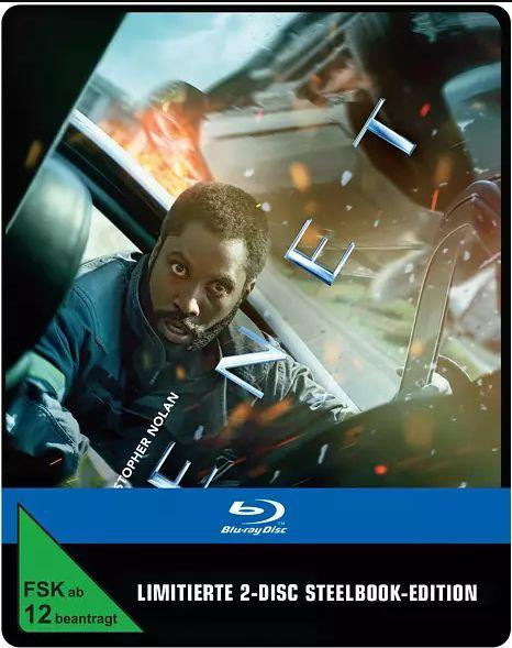 Tenet - Steelbook [Blu-ray]