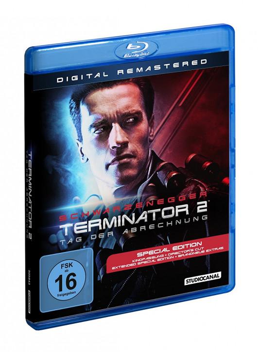 Terminator 2 [3D Blu-ray]