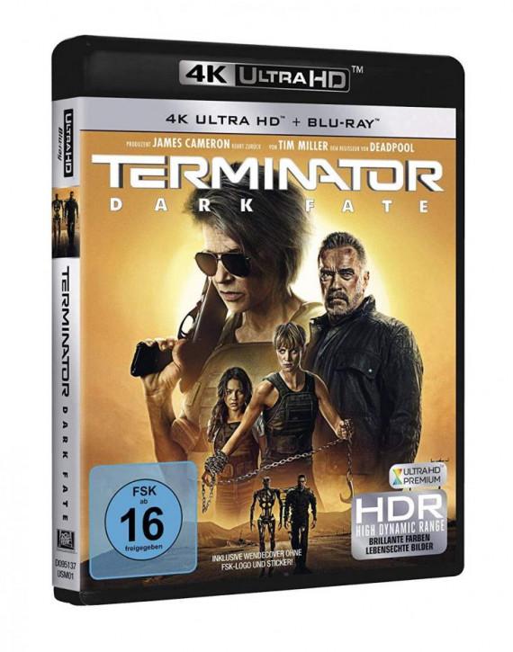 Terminator - Dark Fate [4K UHD Blu-ray]