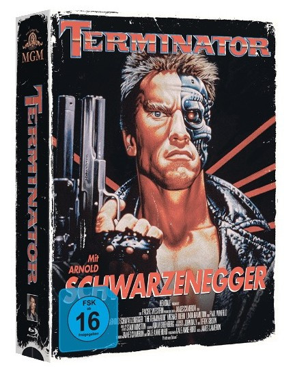 Terminator - Tape Edition [Blu-ray]