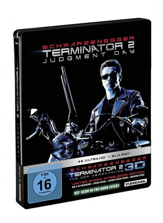 Terminator 2 - Limited Edition Steelbook [4K UHD Blu-ray]