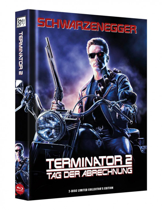 Terminator 2 - Tag der Abrechnung - Limited Collector's Edition [Blu-ray+DVD]