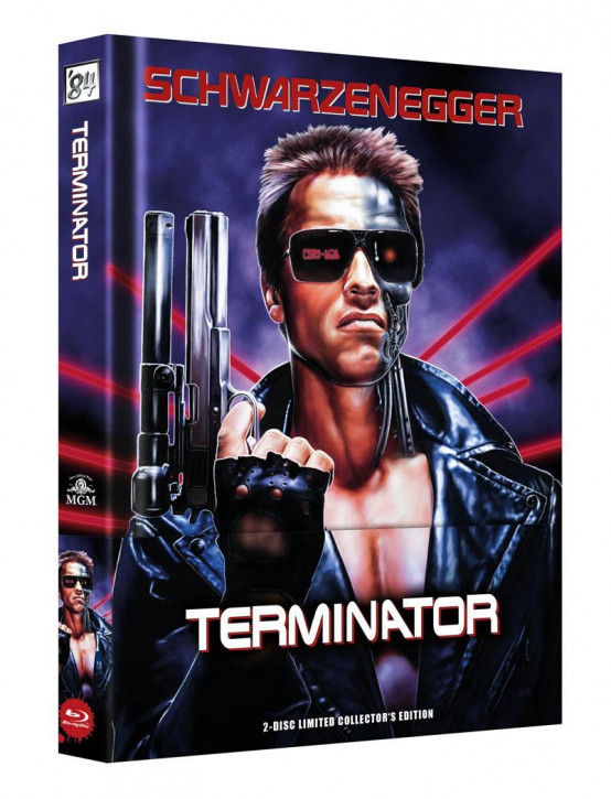 Terminator - Limited Collector's Edition [Blu-ray+DVD]