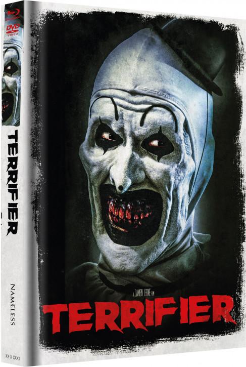 Terrifier - Limited Mediabook Edition - Cover B [Blu-ray+DVD]