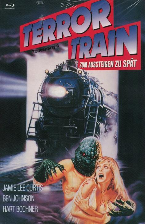 Terror Train (Todesparty 3) - Große Hartbox [Blu-ray]