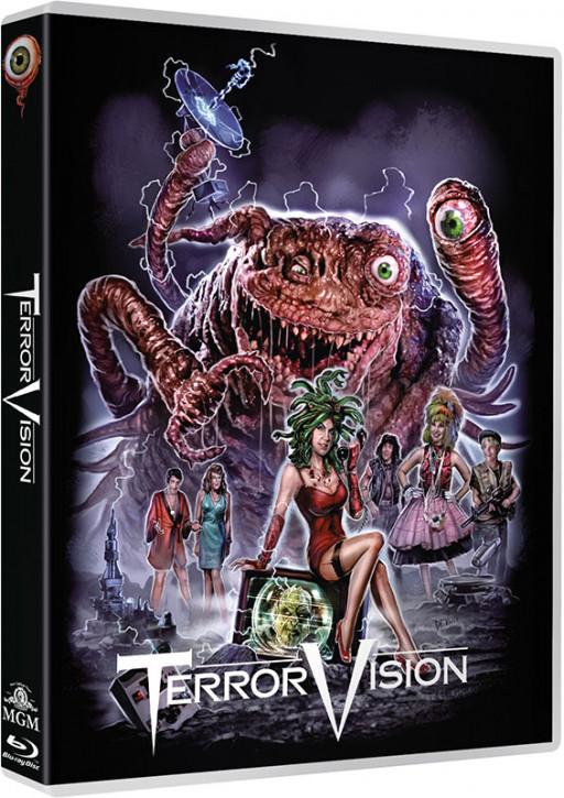 Terror Vision [Blu-ray]