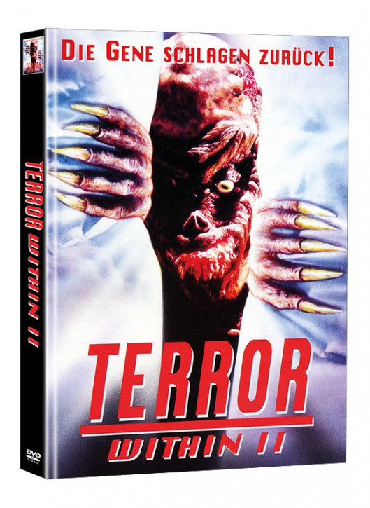 Terror Within II - Limited Mediabook Edition (Super Spooky Stories #131) [DVD]
