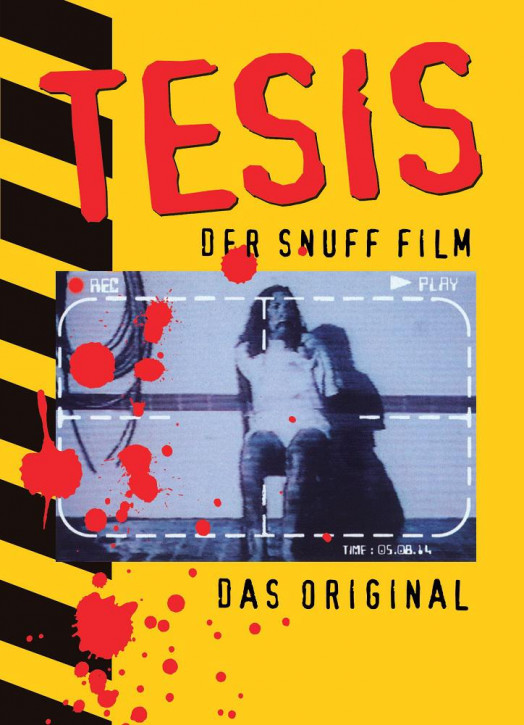 Tesis - Der Snuff Film - Deluxe Edition Mediabook - Cover A [Blu-ray+DVD]
