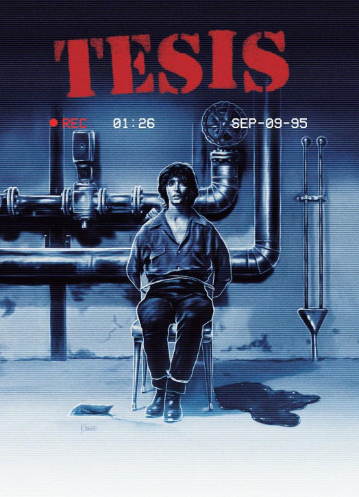 Tesis - Der Snuff Film - Deluxe Edition Mediabook - Cover C [Blu-ray+DVD]