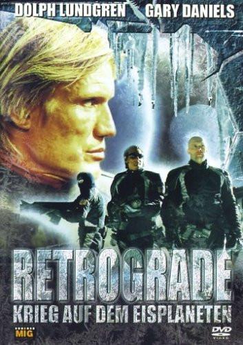 Retrograde - Krieg auf dem Eisplaneten - [DVD]