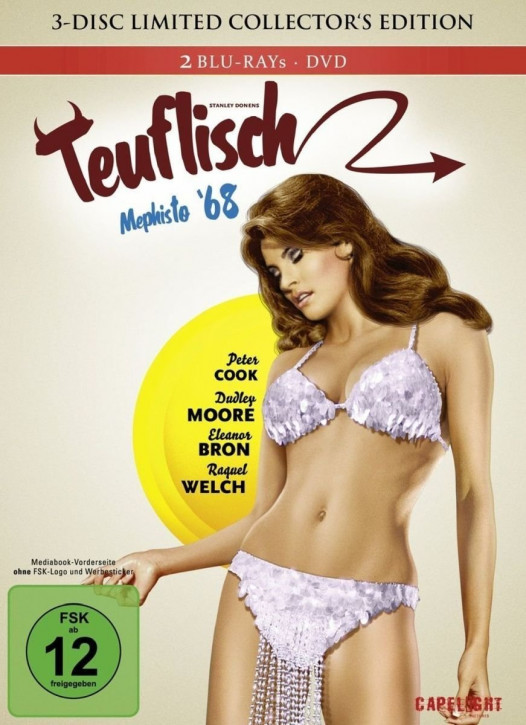 Teuflisch - Limited Collectors Edition - [Blu-ray+DVD]