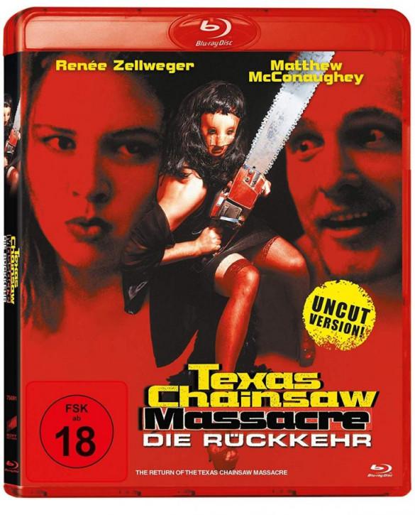 Texas Chainsaw Massacre: Die Rückkehr [Blu-ray]