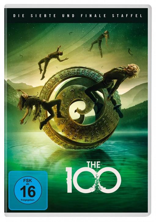 The 100 - Die komplette siebte und finale Staffel [DVD]