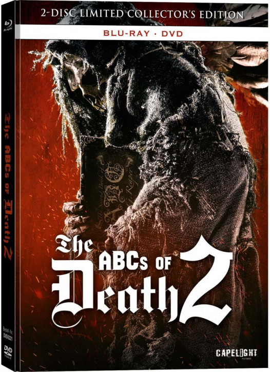 The ABCs of Death 2 - Limited Collector's Edition [Blu-ray+DVD]