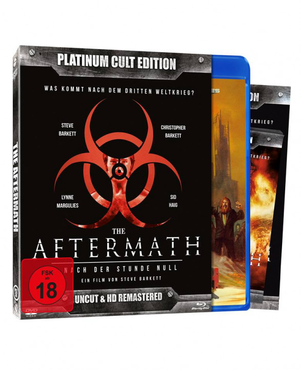 The Aftermath (Platinum-Cult-Edition) [Blu-ray+DVD]