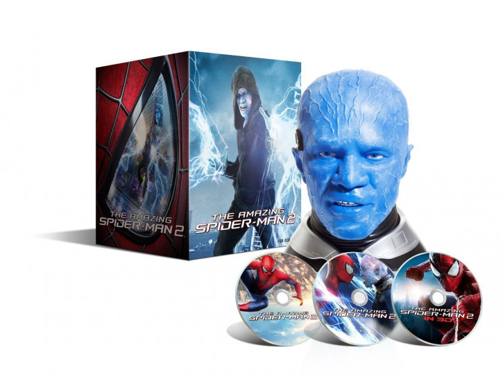 The Amazing Spider-Man 2 - Electro Collector's Edition [3D Blu-ray+Blu-ray]