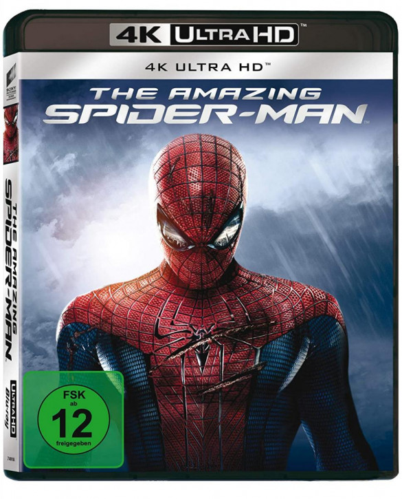 The Amazing Spider-Man [4K UHD+Blu-ray]