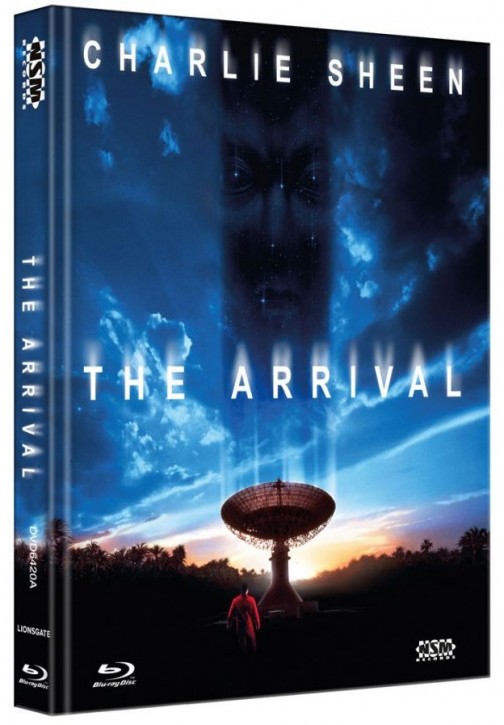 The Arrival - Limited Collector's Edition - Cover A [Blu-ray+DVD]