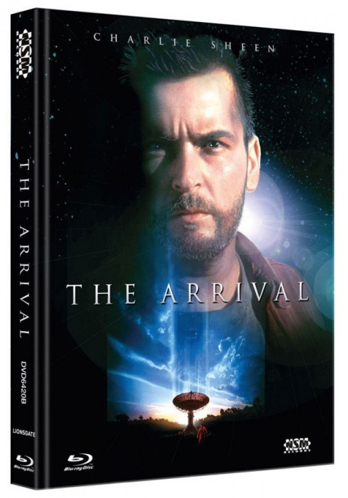 The Arrival - Limited Collector's Edition - Cover B [Blu-ray+DVD]