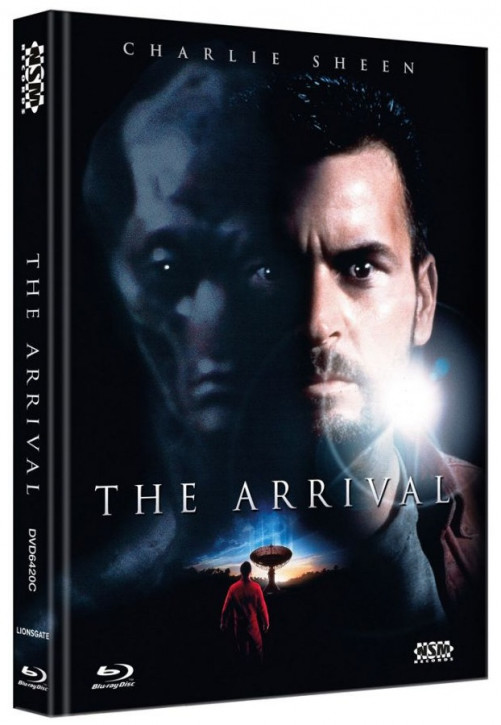 The Arrival - Limited Collector's Edition - Cover C [Blu-ray+DVD]
