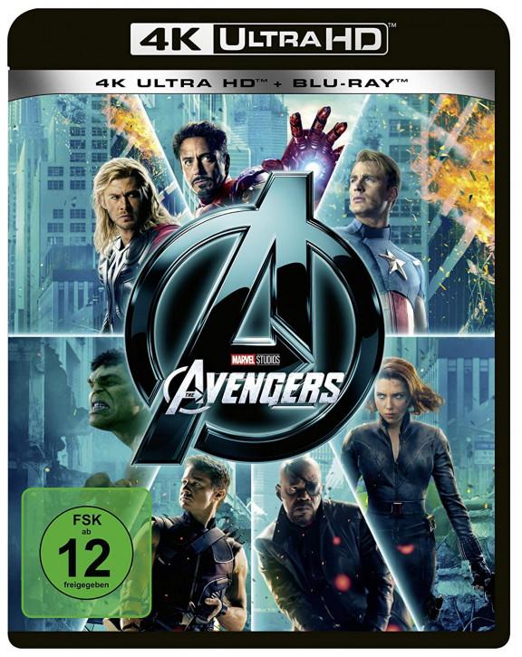 The Avengers [4K UHD+Blu-ray]