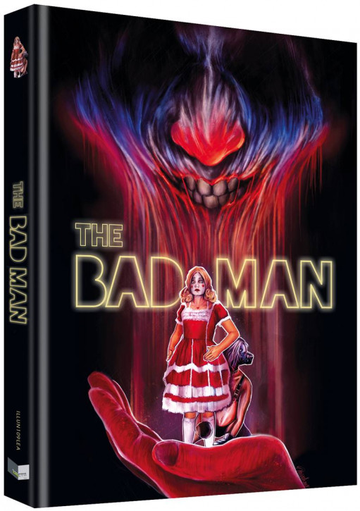The Bad Man - Limited Collectors Edition - Cover A [Blu-ray+DVD]