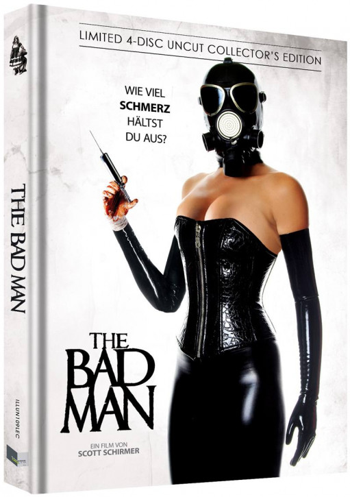 The Bad Man - Limited Collectors Edition - Cover C [Blu-ray+DVD]