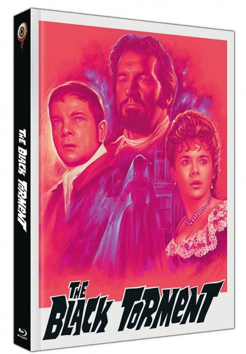 Das Grauen auf Black Torment - Limited Collectors Edition - Cover B [Blu-ray+DVD]