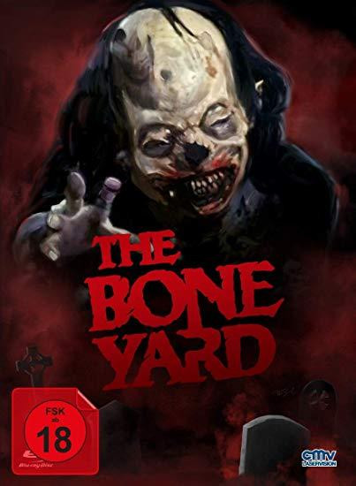 The Boneyard - Limited Mediabook [Blu-ray+DVD]