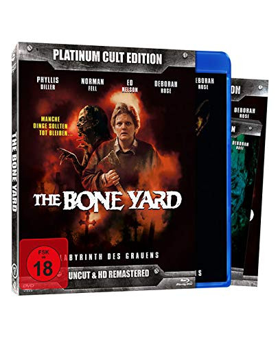 The Boneyard (Platinum-Cult-Edition) [Blu-ray+DVD]