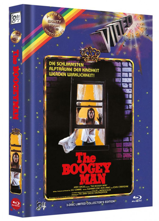 The Boogey Man - Limited Collector's Edition - Cover A [Blu-ray+DVD]
