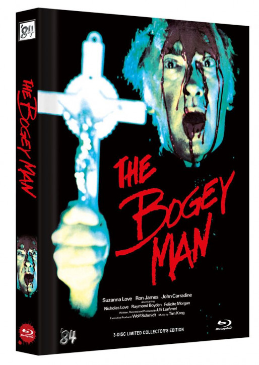 The Boogey Man - Limited Collector's Edition - Cover C [Blu-ray+DVD]