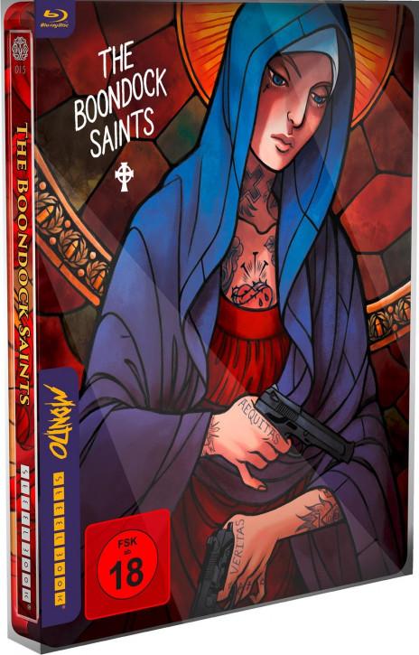 The Boondock Saints - MONDO x SteelBook #015 [Bluray]
