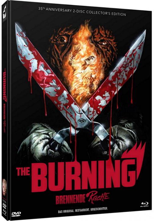 The Burning - Mediabook [Blu-ray+DVD]