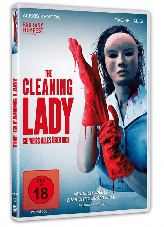 The Cleaning Lady [DVD]