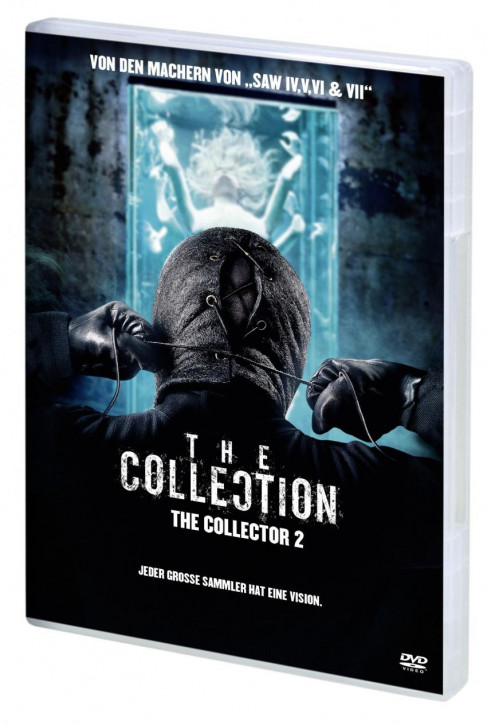The Collection: The Collector 2 [DVD]