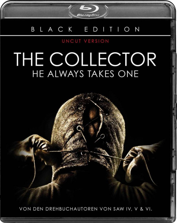 The Collector - Black Edition [Blu-ray]