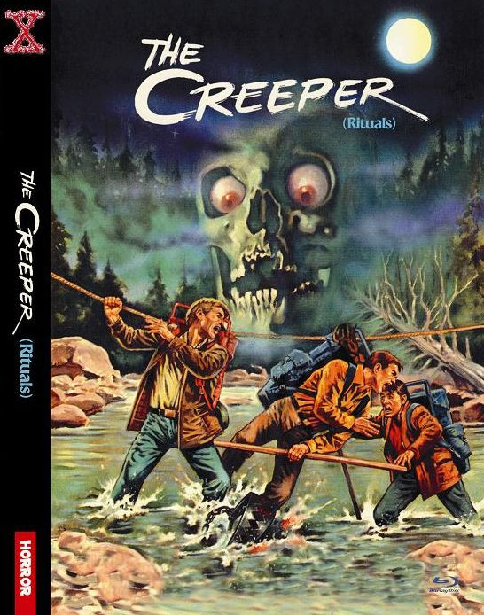 The Creeper - kleine Hartbox [Blu-ray]