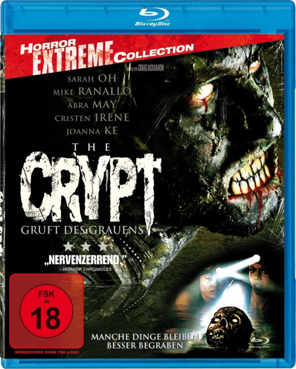 The Crypt - Gruft des Grauens - Horror Extreme Collection [Blu-ray]
