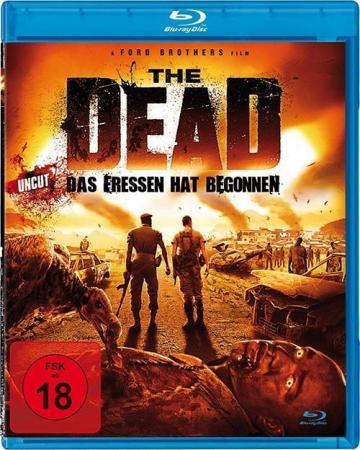 The Dead - Das Fressen hat begonnen [Blu-ray]