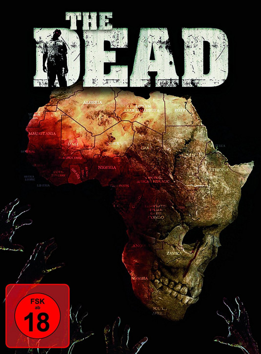 The Dead - Limited Mediabook Edition [Blu-ray+DVD]