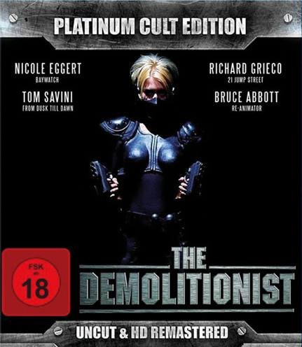 The Demolitionist (Platinum-Cult-Edition) [Blu-ray]
