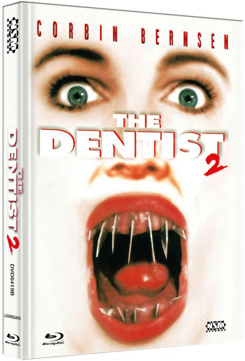 The Dentist 2 - Limited Collector's Edition - Cover B [Blu-ray+DVD]