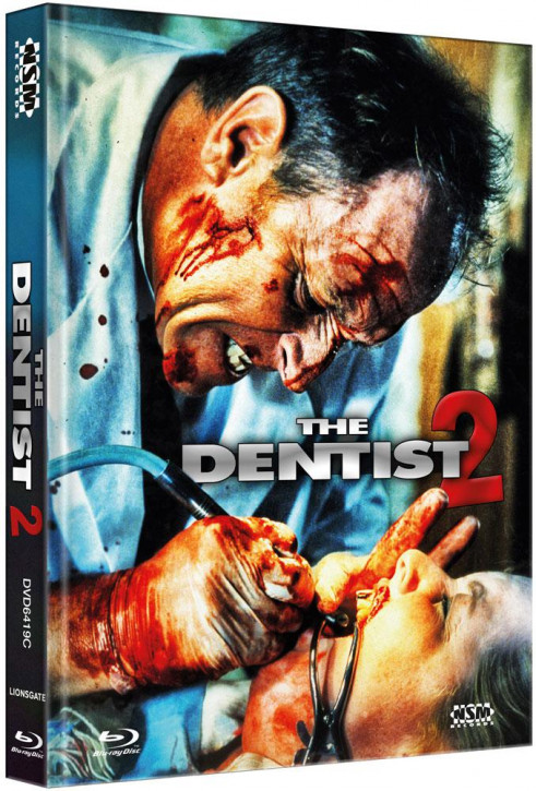 The Dentist 2 - Limited Collector's Edition - Cover C [Blu-ray+DVD]