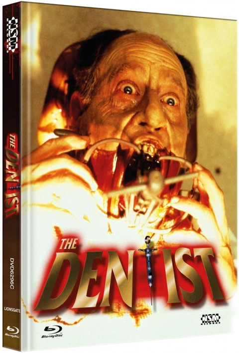 The Dentist - Limited Collector's Edition - Cover C [Blu-ray+DVD]