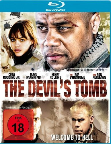 The Devil's Tomb - Welcome to Hell [Blu-ray]