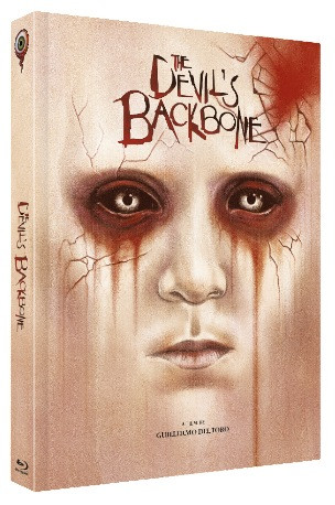 The Devils Backbone - Limited Collectors Edition Mediabook - Cover B [Blu-ray+DVD]