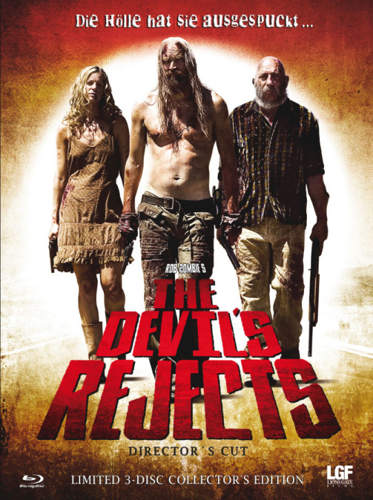 The Devil's Rejects - Limited Collector's Edition - Cover B [Blu-ray+DVD]