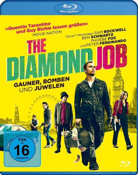 The Diamond Job [Blu-ray]